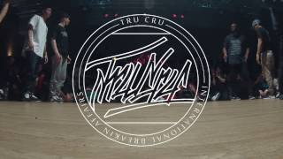 TRU CRU vs Red Bull BC One Allstars / Final / Need for Dance 2017
