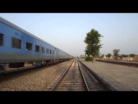 Spectacular MPS aggression by 22478 Jaipur-Jodhpur Intercity Express