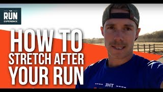How to Stretch After Your Run