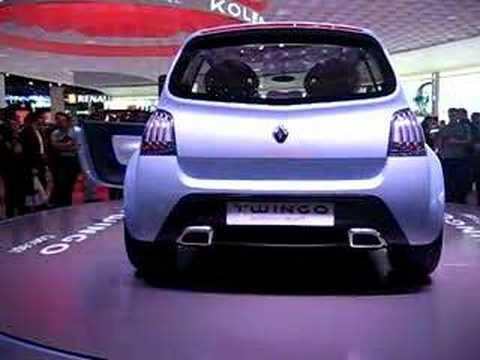 Paris Motor Show, Renault TWINGO