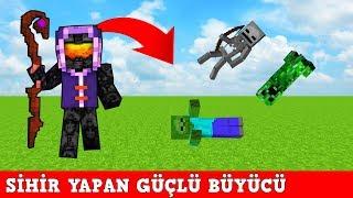 HIRSIZ VS POLİS #63 - En Güçlü Büyücü (Minecraft)
