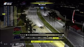 AOR PS4 GT3 S12 Tier3-Long Beach-10 Good Laps then goes T!ts Up