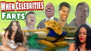 Funny Celebrity Farts 2018.. (RATED FUNNY) NOT FOR KIDS