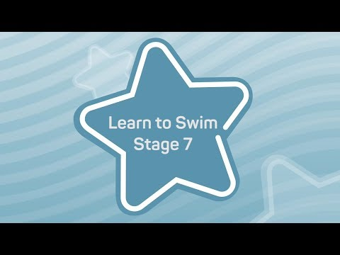 Swim England Learn To Swim Stage 7 | Children Swimming Lessons