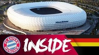 Hinter den Kulissen der Allianz Arena - Teil 1 | Inside FC Bayern