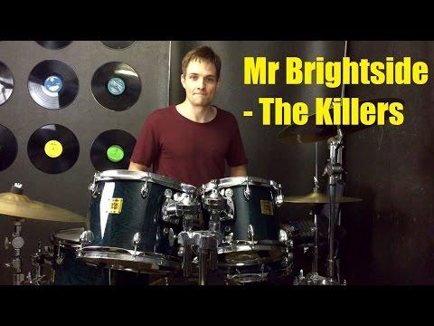 Mr Brightside Drum Tutorial - The Killers