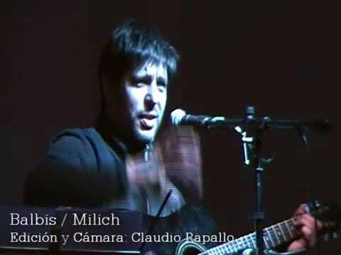 Alejandro Balbis  y Pablo Milich   Recital en Concepción del Uruguay