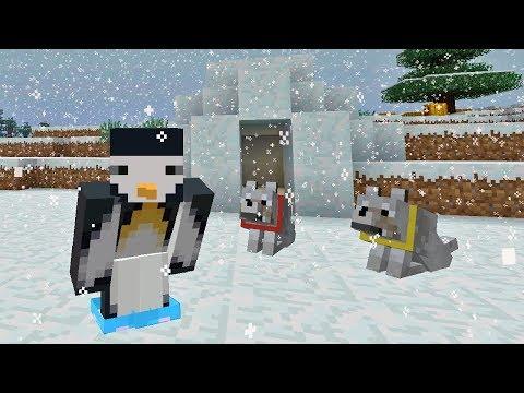 Minecraft Xbox: Icy Adventure [319]