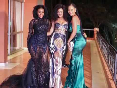 Desire Luzinda & Her Daughter At The Abryanz ,Style and Fashion Awards 2016