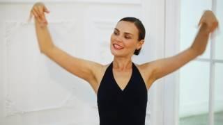 упражнения для красивых балетных рук- Ballet arms workout