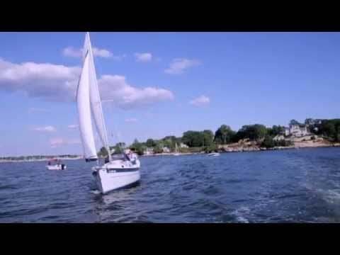 Summer Wind Charters Branford, CT Promo Video