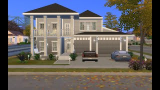 The Cooper Residence - Sims 4 House Build