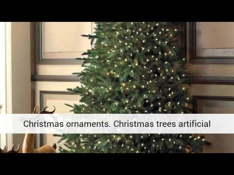 christmas tree artificial 66 half evergreen best pine trees with a flat back - Flat Back Christmas Tree