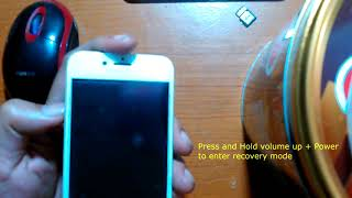 How to Flashing Iphone 6 Clone MT6572 MT6582 is Fake Bootloop stuck on logo