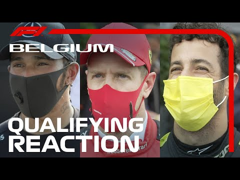 2020 Belgian Grand Prix: Drivers React After Qualifying
