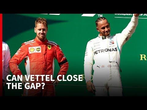 'Vettel's biggest problem is Hamilton stealing victories'