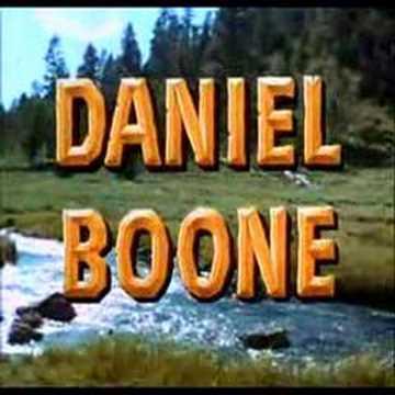 Daniel Boone: abertura de Daniel Boone