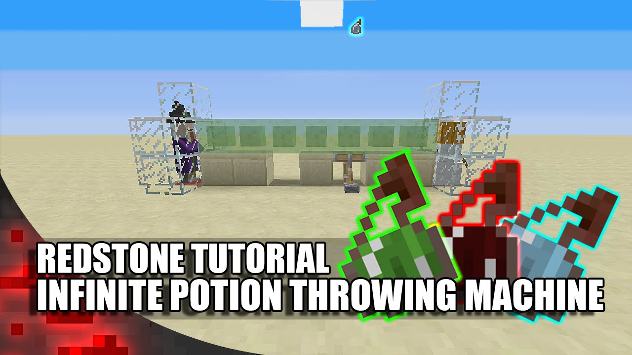 minecraft potion machine