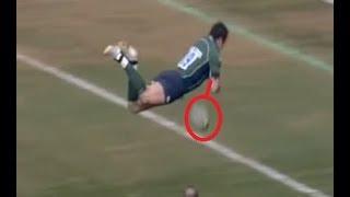 Les plus gros ratés du Rugby (fails)