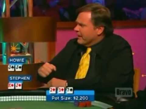 Celebrity Poker  p1  Peter Dinklage, Bryan Cranston, Meat Loaf, Howie Mandel, Stephen Collins