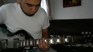 Bani muñoz - ciudad de colores (guitar cover) - J.martin