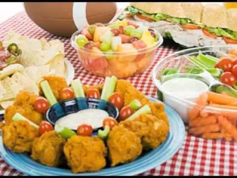 Kids Birthday Party Food Decor Ideas