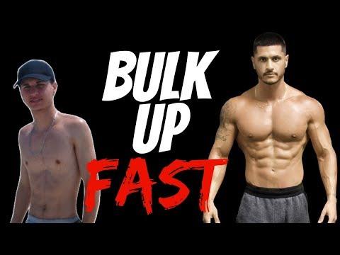 3 Skinny Guy Training Tips to Bulk Up Fast