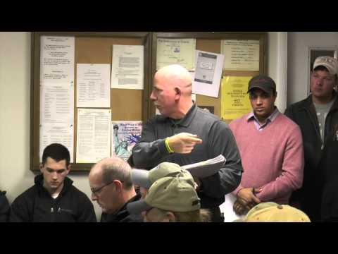 1-15-2015 Minden Town Board Meeting Fort Plain, New York