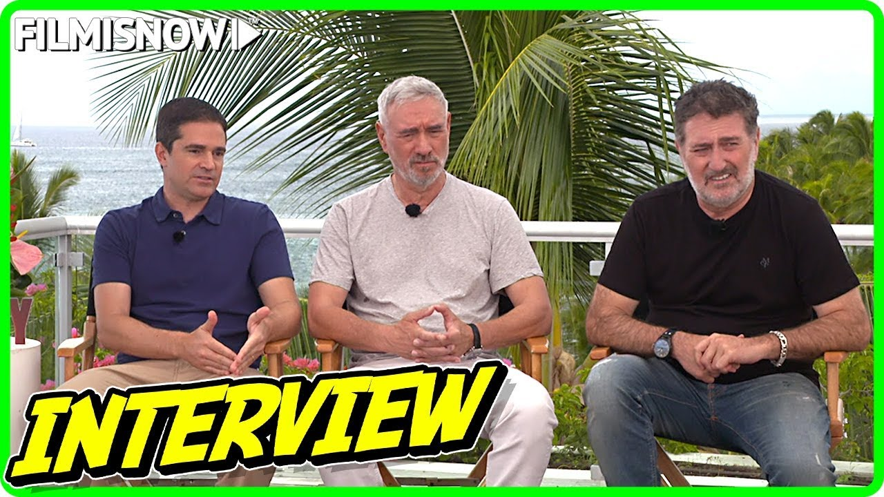 MIDWAY | Filmmakers talk about the movie - Official Interview