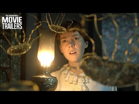 ANGELICA | Trailer for Jena Malone Horror Thriller