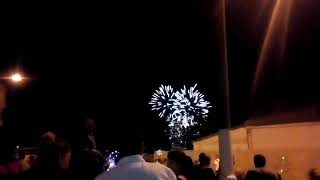 Фестиваль фейерверков. г.Кострома