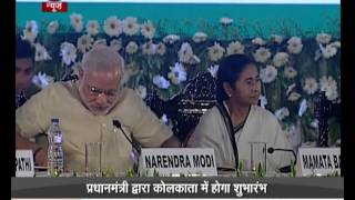 PM Modi pays floral tributes to Rabindranath Tagore