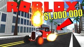HOTROD FULLY PIMPEN $1.000.000 !! | Roblox Vehicle Simulator