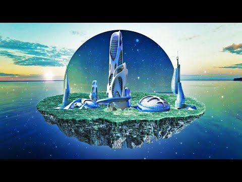 One Day We Might in Floating Cities on the Ocean
