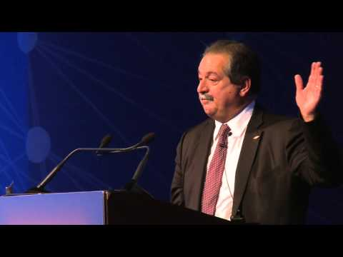 9th GPCA Annual Forum - Andrew Liveris