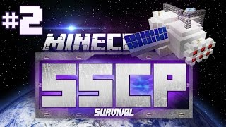 Minecraft Space Station Challenge Pack #2 | ZOMBIE INVASION! - Minecraft Mod Pack Survival