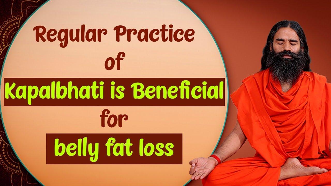 kapalbhati ajută să- și piardă grăsimea burtă