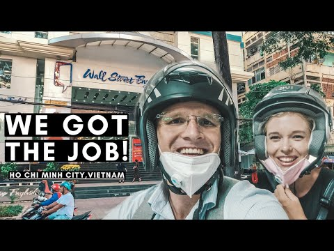 ENGLISH TEACHER JOB HUNTING AND INTERVIEW PROCESS IN VIETNAM  | TESOL SERIES EPISODE 05