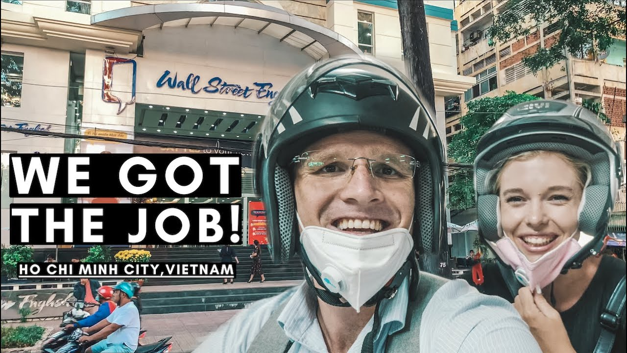 ENGLISH TEACHER JOB HUNTING AND INTERVIEW PROCESS IN VIETNAM  | TESOL SERIES EPISODE 05 | VLOG #32
