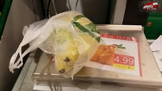 Правда или нет обман на весах в супермаркетах.часть 1