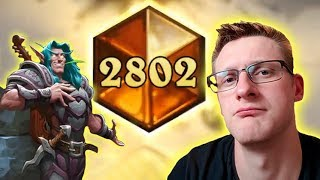 [Hearthstone] 89% Win Rate - Overpowered DECK!