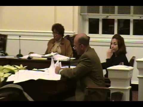 Planning Board Regular Meeting of Elizabeth, NJ 2/2/12 - 1st Part