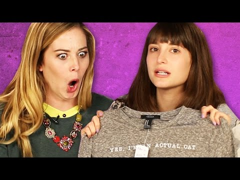 Women Review Forever 21 Graphic Tees