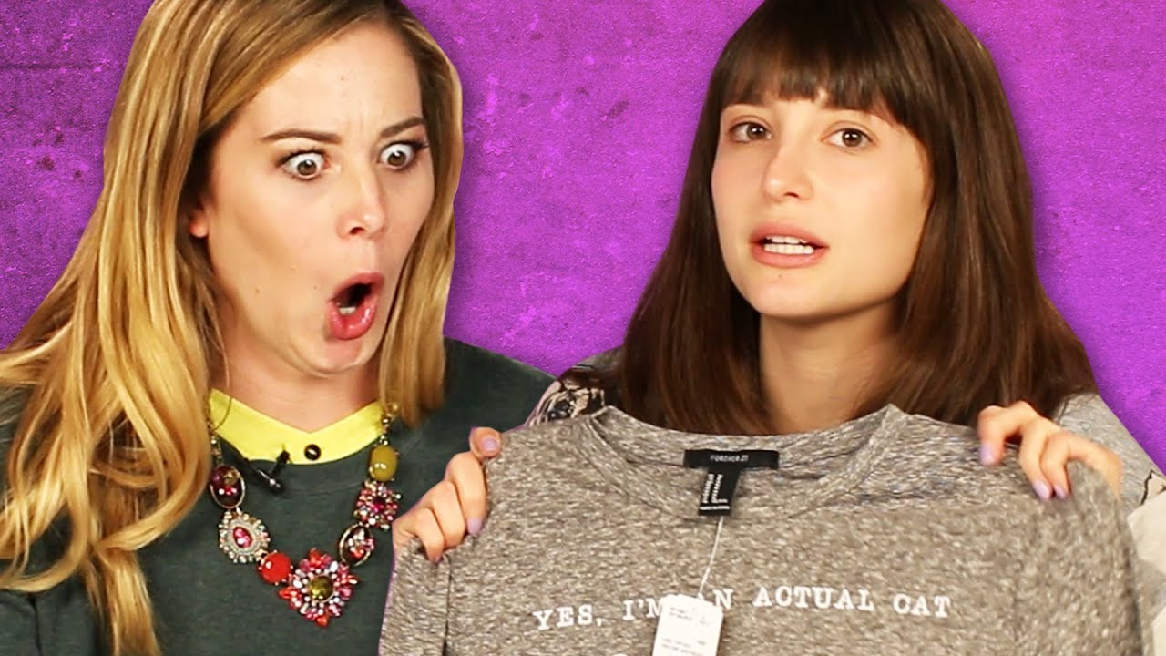 55cc1d680 Women Review Forever 21 Graphic Tees - YouTube