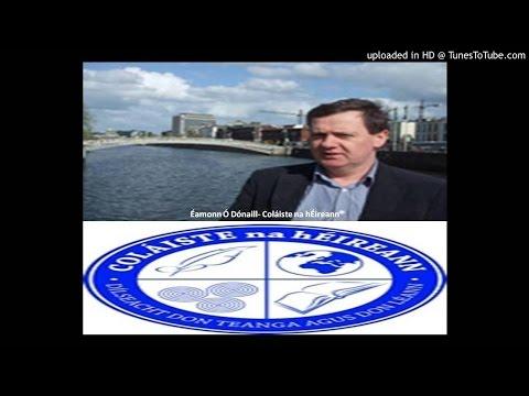 Éamonn Ó Dónaill- Coláiste na hÉireann
