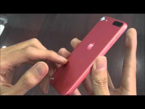 Tinhte.vn - Trên tay Apple iPod Touch gen 5