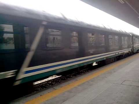 Annuncio ritardo icn 794 e annuncio icn 795 a milano porta - Treno milano porta garibaldi bergamo ...