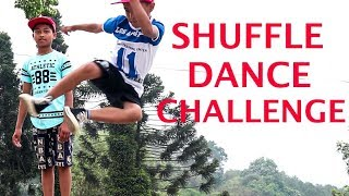 "The Best Shuffle Dance Challenge By ""ASquare Crew"" 