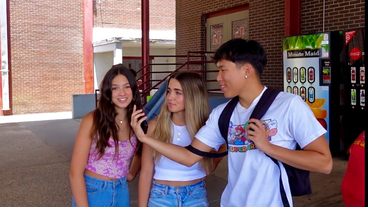 What Have You Learned From School?   Florida High School Interview