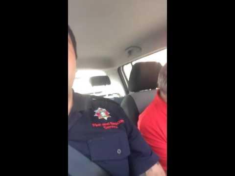 Fire service car Karaoke